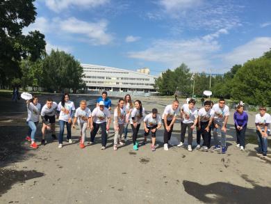 Ежегодный забег посвященный дню рождения компании O'STINRUN 2017